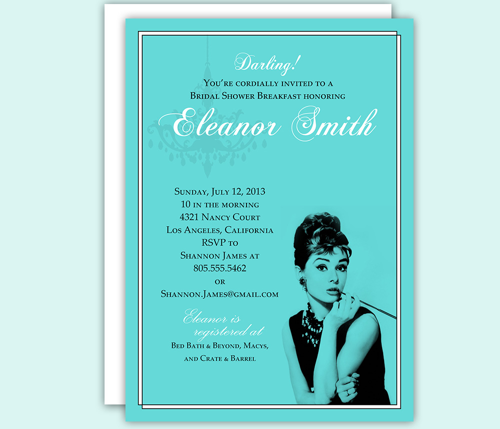 Illustrations graphic design shannon l mayfield for Breakfast at tiffany s menu