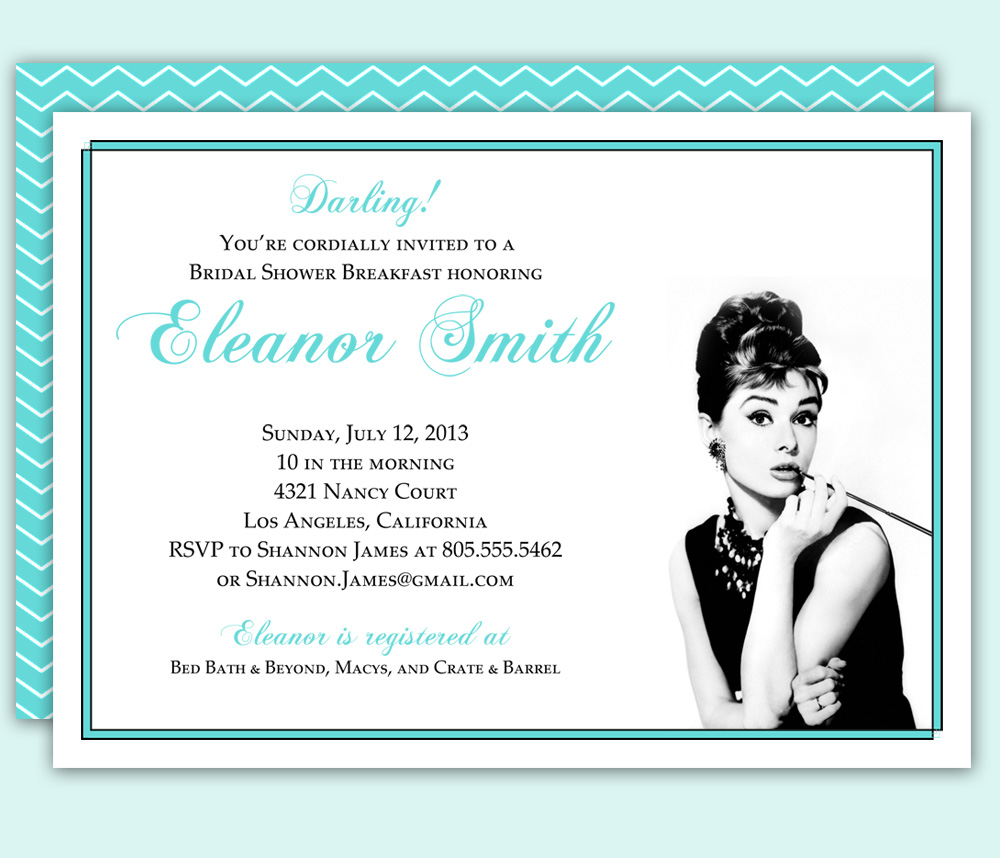 Tiffany Wedding Invitations as good invitation layout